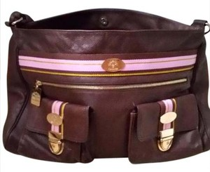 Christine Price Chocolate Brown Travel Bag