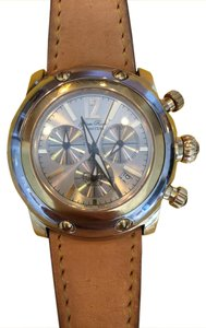 Glam Rock Two Tone Gold/Silver Watch