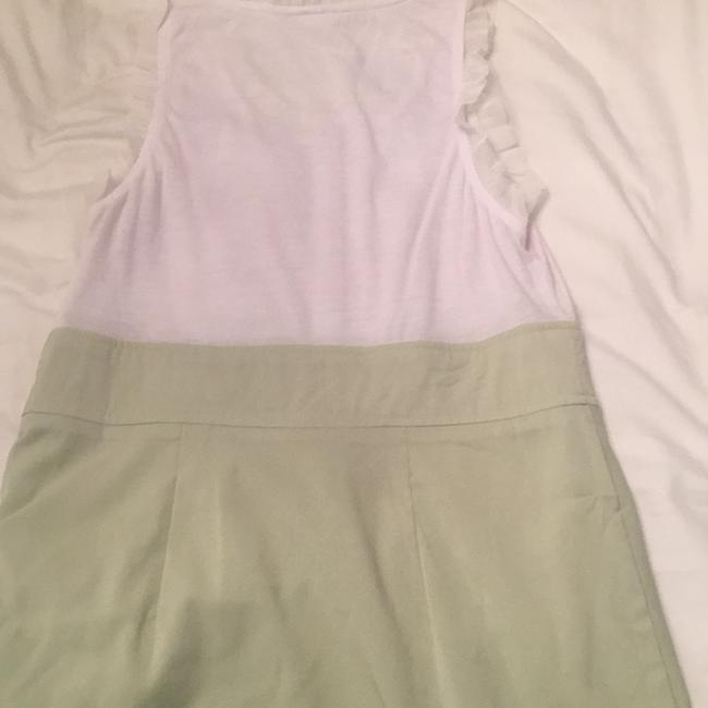 Esley short dress white and green on Tradesy Image 1