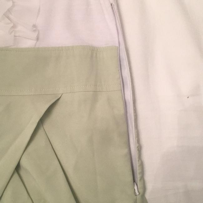 Esley short dress white and green on Tradesy Image 6