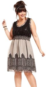 American Rag Sequin Steampunk Dress