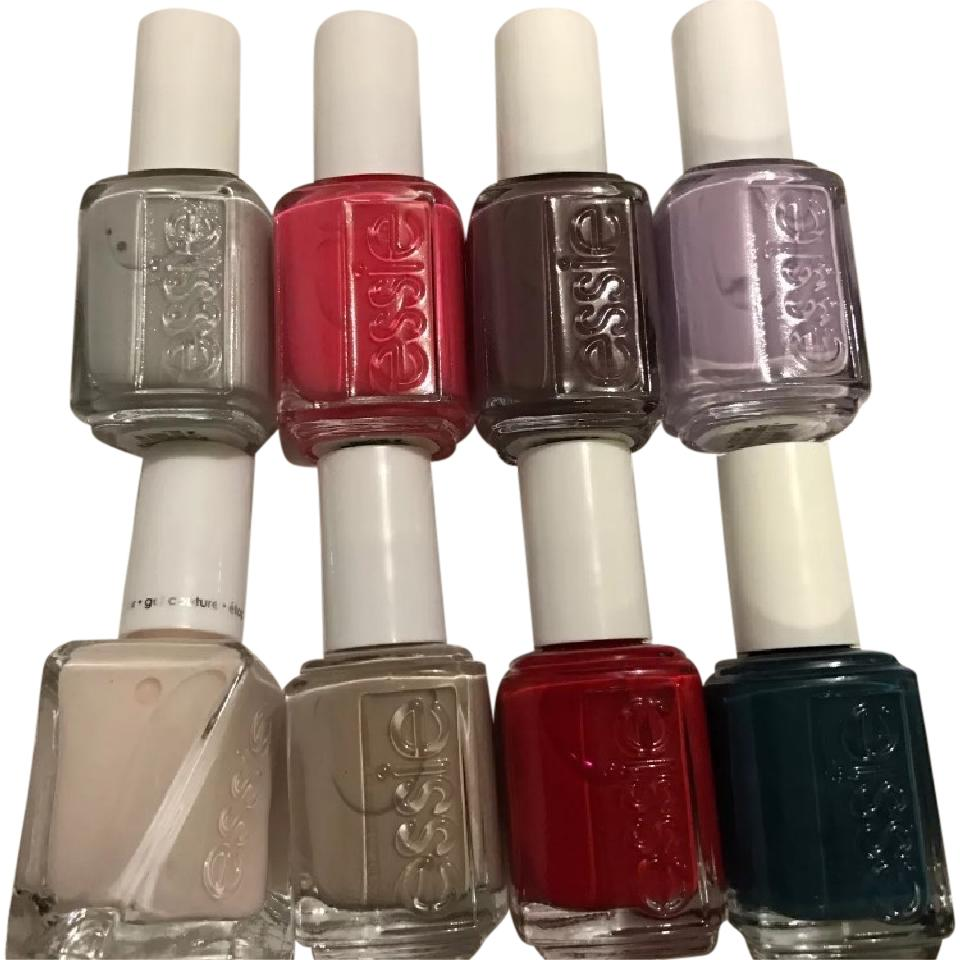 Essie Multicolor Nail Polish Set Of 8 - Tradesy