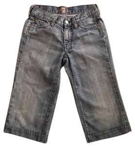 7 For All Mankind Bermuda Shorts Blue