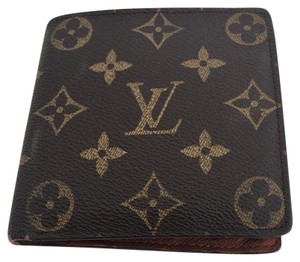 Louis Vuitton Louis Vuitton USED LV Monogram Bi-Fold Wallet MARCO