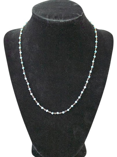 Preload https://img-static.tradesy.com/item/20849241/turquoise-blue-beads-and-copper-links-necklace-0-2-540-540.jpg