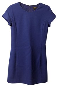 J.Crew short dress royal blue on Tradesy