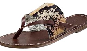 Tommy Bahama multi-color Sandals
