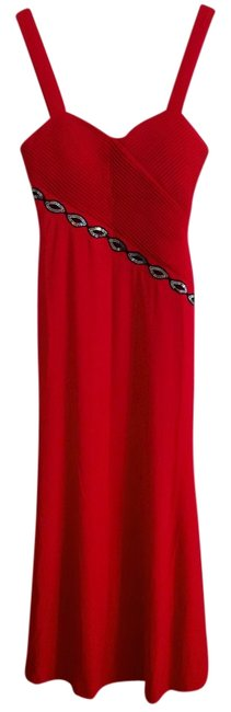 Preload https://item2.tradesy.com/images/ever-pretty-red-black-embellished-sweetheart-neck-gown-small-long-formal-dress-size-4-s-2084956-0-0.jpg?width=400&height=650