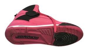 Air Jordan Hot pink and Black Athletic