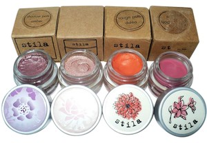 Stila stila Eye Shadow Pots & Cheek Rouge Blush Pots 0.14oz/4g