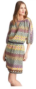 Maggy London Boho Print Dress