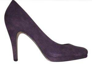 Franco Sarto Purple Pumps
