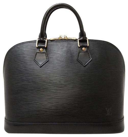 Preload https://img-static.tradesy.com/item/20849820/louis-vuitton-alma-leather-handbag-black-epi-shoulder-bag-0-1-540-540.jpg