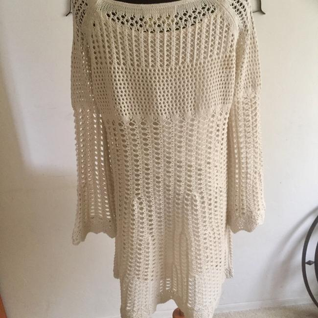 love market short dress cream on Tradesy Image 3