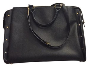 Zara Satchel in Black