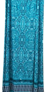 Cato's size Large real colored maxi skirt Maxi Skirt teal