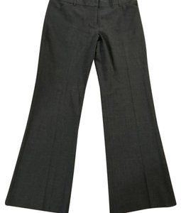 Express Flare Pants Heather Gray