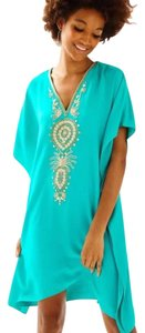Lilly Pulitzer short dress Emerald on Tradesy