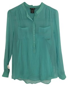 Lord & Taylor Top Mint