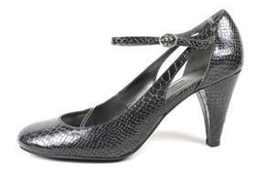 New Directions Gray Pumps