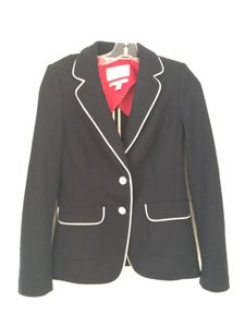 Banana Republic dark blue Blazer