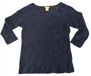 Joe Fresh Top Navy