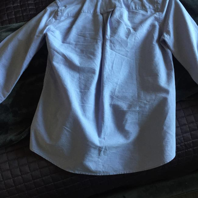 Madewell Button Down Shirt lavender Image 1