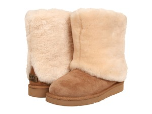 UGG Australia Wool Maylin Suede Brown Ugg Boots