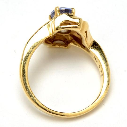 Other 14K Yellow Gold Tanzanite and Diamond Ring NEW LOWER PRICE !!!!!!!!!!! Image 4