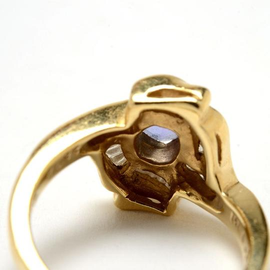 Other 14K Yellow Gold Tanzanite and Diamond Ring NEW LOWER PRICE !!!!!!!!!!! Image 8