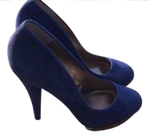 BCBGeneration Blue Pumps