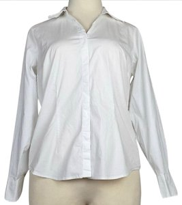 Coldwater Creek Top white