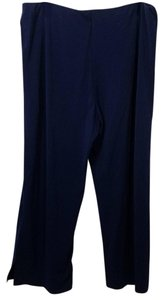 Boston Proper Capri/Cropped Pants Navy