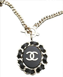 Chanel Chanel Gold Chain Necklace