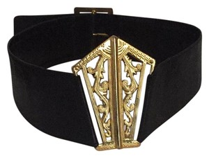 Chanel Belt with filigree center