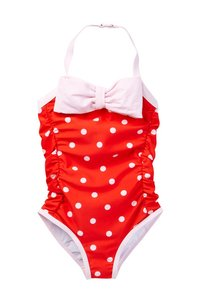 Kate Spade SIZE 4Y NWT TODDLER's Polka Dot One-Piece Swimsuit
