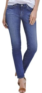 AG Adriano Goldschmied Skinny Stretchy Stilt Skinny Jeans-Medium Wash