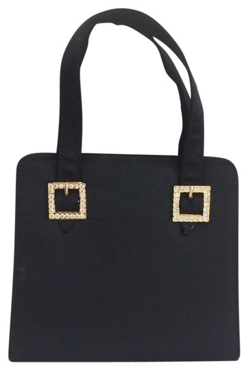Preload https://img-static.tradesy.com/item/20851245/carla-marchi-black-satin-wristlet-0-1-540-540.jpg