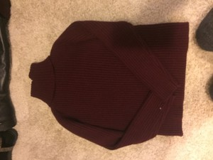 Burberry Cableknit Chunky Sweater