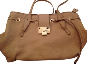 Jimmy Choo Tote in Nude
