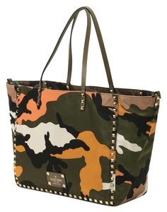 Valentino Shopping Handbag Tote in Multicolor