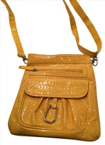 Other Patent Cross Body Bag