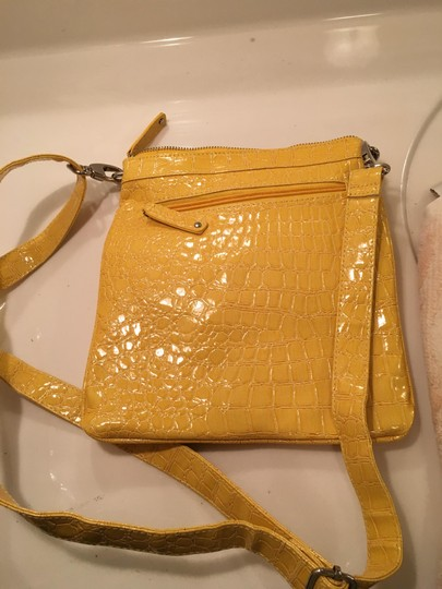 Other Patent Cross Body Bag Image 1