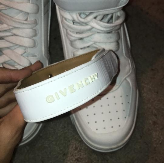 Givenchy MEN - White & small gold detail Athletic Image 5