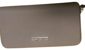 New York & Company grey Clutch