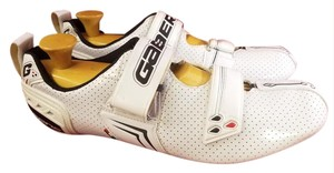 Gaerne Cycling Cleats Carbon Fiber WHITE Athletic