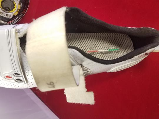 Gaerne Cycling Cleats Carbon Fiber WHITE Athletic Image 10