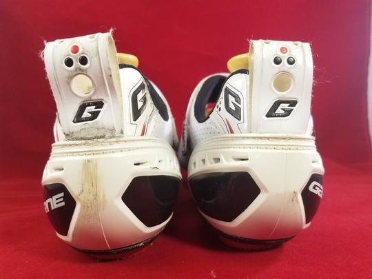 Gaerne Cycling Cleats Carbon Fiber WHITE Athletic Image 2