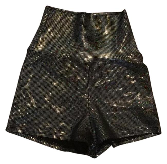 Preload https://img-static.tradesy.com/item/20851549/american-apparel-silver-high-waisted-hot-pants-minishort-shorts-size-0-xs-25-0-1-650-650.jpg