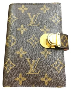 Louis Vuitton Louis Vuitton Small Ring Koala Agenda with matching pink pen